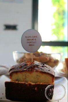 Plum cake dolce allo yogurt e mirtilli rossi. Una bontà www.bonappetitmama.it