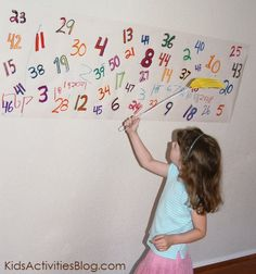 flyswatter math - would work well with sight words too. Would work well with letter, shape and color recognition. Might be fun with an overhead projector, too!