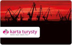 Wybierz swój własny wizerunek Karty Turysty. Oto jedna z propozycji w sezonie 2013: Stocznia!