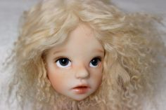 https://flic.kr/p/r8HynM | Faceup - Light Izzy | A faceup made for a wonderful person :) who wanted an innocent-looking, childlike Izzy!