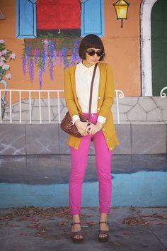 calivintage: pink pants | by calivintage