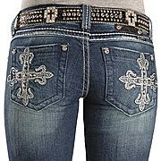 Love these Jeans and cute behind in them!