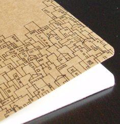 Little Places Moleskine Journal http://www.pinterest.com/betsrock/sketchbook/                                                                                                                                                      Más