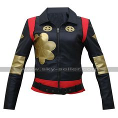Suicide Squad Tatsu Yamashiro (Katana) Costume Jacket