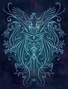 Sigil commission for missprotege So that she might walk her path with courage and insight Geometric Tattoo Nature, Animal Reiki, The Ancient Magus Bride, Gundam Wallpapers, Motifs Animal, Magic Symbols, Magic Circle, Magic Art, Symbolic Tattoos