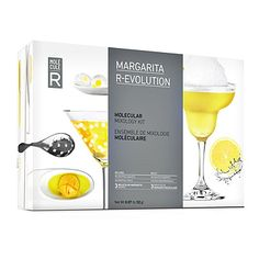 Look what I found at UncommonGoods: Molecular Mixology Kit - Margarita for $30 #uncommongoods