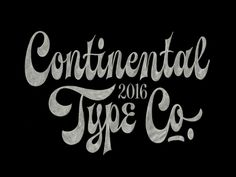 Continental Type Co.