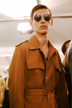 Crying for these glasses.   A colourful trip to India via the 70s at Louis Vuitton SS15, Paris menswear.