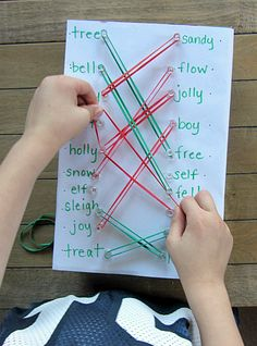 """Rhyming Activity { Learning After School}"" ... You could do an activity like this for any matching activity with any subject. Might be fun to figure out a way to make the solved puzzle some sort of picture or word!"