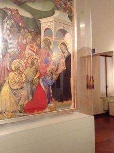 Siena's Pinacoteca Nazionale, Bartolo di Fredi.