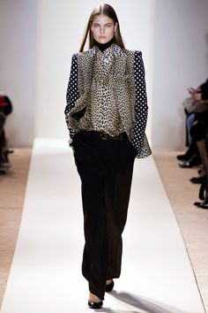 Emanuel Ungaro Fall 2013 Ready-to-Wear Collection Slideshow on Style.com