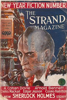 Strand Magazine 1927