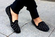 (Studded) loafers gezocht - Girlscene Forum