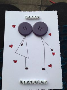 Handmade Birthday Card Ideas for Boyfriend | Trends4Ever.Com