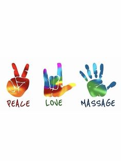 Shiatsu Peace - love - massage - When faced with intense and prolonged physical and emotional stress, many of us will seek some form of help. Massage Therapy Near Me, Massage Therapy Rooms, Love Massage, Massage Tips, Massage Benefits, Massage Logo, Massage Therapy Humor, Neck Massage, Massage Marketing