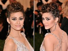 Emmy Rossum at the 2013 Met Gala