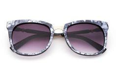 THE HIGH | Óculos de Sol Grande Vintage e Fashion