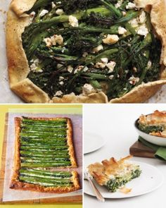 Swiss Chard and Goat Cheese Galette
