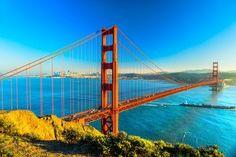 Traverser le Golden Gate Bridge