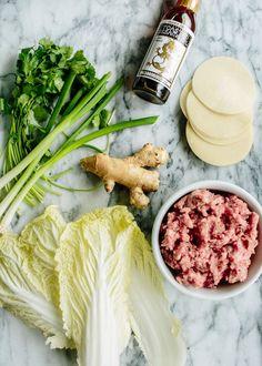 How To Make Pork Dumplings