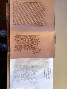 2746b5b9a Leather Carving, Leather Art, Wood Carving, Leather Tooling Patterns,  Leather Pattern,
