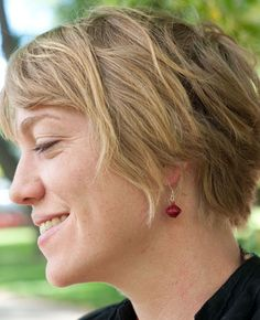 BeadforLife Sanyu Single Earrings- Gorgeous Paper Beaded Ugandan Earrings