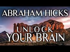 Abraham Hicks - Unlocking Your Brain With The Power of Attraction This video plays without any commercial interruption. As do all my videos. Everything Is Energy, Abraham Hicks Quotes, Manifestation Law Of Attraction, Quantum Physics, Reality Check, Inspirational Videos, How To Better Yourself, Better Life, Deep Thoughts