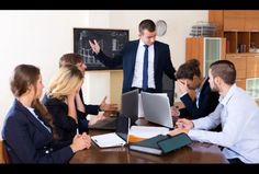 Ten Signs Your Boss Is A Manager -- But Not A Leader