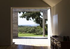 HOUSE IN MELIDES II by Aires Mateus Architects