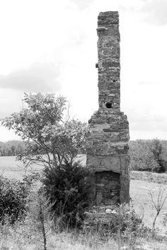 Chimney, Marshall, Arkansas