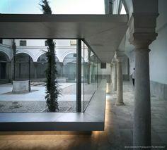 Gallery of San Jerónimo Hospital Refurbishment / SV60 Arquitectos - 1
