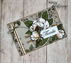 Mary Deatherage, Independent Stampin' Up! Demonstrator in Fayetteville, Georgia (Atlanta).Let's make some cards! Magnolia Book, Card Making Tips, Making Cards, Specialty Paper, Some Cards, Paper Pumpkin, Card Sketches, Stamping Up, Flower Cards