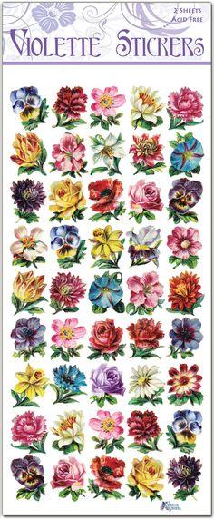 Линии C57-Мини-Цветы