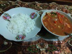 Nasi tomyam #delicious