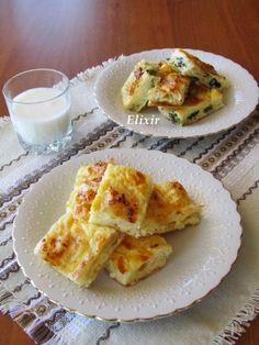 Кулинарен еликсир: блажна баница със сирене и кашкавал