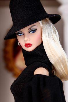 "Poppyparker ""Ooh La La!"" | by daPistol Barbie Style, Barbie Model, Fashion Dolls, Fashion Royalty Dolls, Beautiful Barbie Dolls, Vintage Barbie Dolls, Barbie Hair, Barbie Clothes, Chic Chic"
