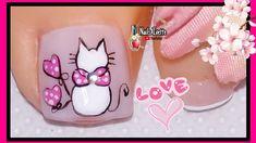 Cute Acrylic Nails, Gel Nails, Minimalist Nails, Pedicure, Nail Designs, Nail Art, Videos, Nail Treatment, Toenails