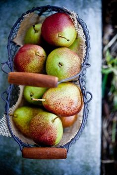 Must have a pear tree.