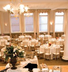 The Crocker House Weddings and Receptions Guide