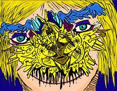 "Check out new work on my @Behance portfolio: ""Mascara/ Masks"" http://on.be.net/1yELtbe"