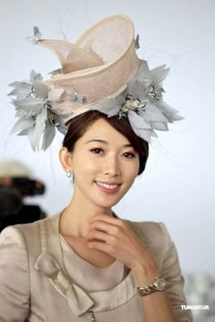 Lin Chi-Ling attended the British Jockey Club's Royal Ascot as image ambassador. Besides the famed race course, Lin attended a fashion show and events honoring British Designer of the Year Vivienne Westwood.