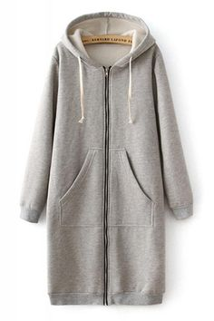 mode grauer Hoodie- # Grauer The Wonders Of 925 Silver Article Body: There are so many diffe Sweatshirt Outfit, Pullover Hoodie, Hooded Sweatshirts, Hoodie Dress, Long Hoodie, Loft Outfits, Hijab Fashion, Fashion Outfits, Winter Hoodies