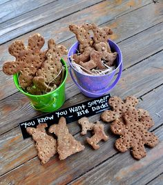 Easter biscuits for your furry friends