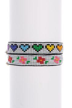 Loom Bracelet Patterns, Bead Loom Bracelets, Bead Loom Patterns, Beading Patterns, Bracelet Set, Embroidery Bracelets, Jewelry Patterns, Bead Loom Designs, Friendship Bracelets With Beads