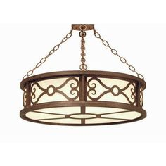 2nd Ave Design Donya 4-Light Drum Pendant Finish: Pompeii Gold Premium, Acrylic: Faux Alabaster