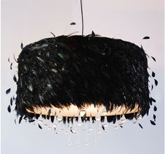 Love design with a sense of humor!!  Black Nimbus Light by And Bob's Your Uncle #interiordesign