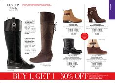 eBrochure | AVON Boots Buy one get one 50% off Campaign 5 www.youravon.com/kmeyer7620