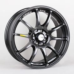 #SouthwestEngines 4 ADVAN RS Hyperblack 17 4x100 or 4x114.3 Alloy Sport Rims Mags Wheels