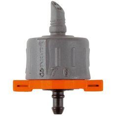 Gardena 08316-20 Micro-Drip-System Regulierbarer Endtropfer 1-8 l//h