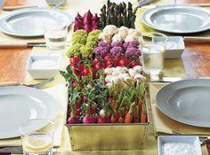 Centre Table Comestible